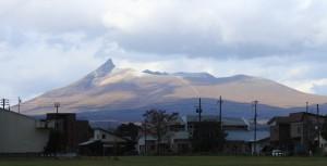 2016.10.24駒ケ岳雪