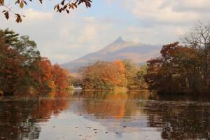 (秋)紅葉の駒ケ岳