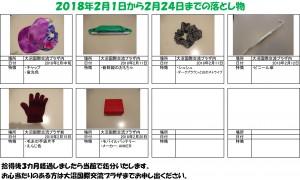 落し物表(H30.2.1-24)