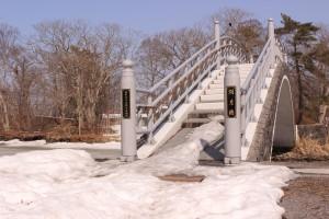 ↑2018年3月26日(湖月橋)